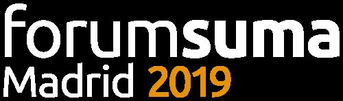 Forum SUMA Madrid 2019